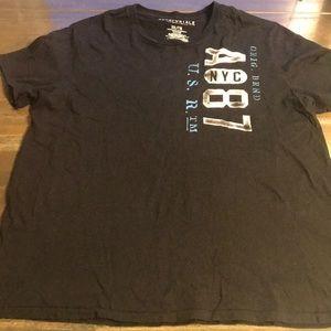 Men's Black Aeropostale T-Shirt